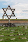Terezin memorial and cemetery Royalty Free Stock Images