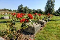 Terezin memorial Stock Image