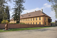 Free Terezin Memorial Small Fortress Stock Photography - 49376462