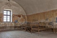 Terezin memorial Small Fortress prison Stock Image