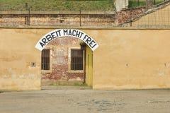 Free Terezin War Memorial Stock Image - 40525271
