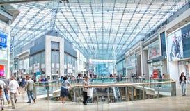 återförsäljnings- shopping Fotografering för Bildbyråer