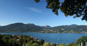 Tergernsee Fotografia Royalty Free