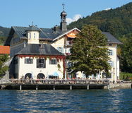 Tegernsee Town Hall Stock Photo