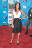 Teri Hatcher. At the American Idol 2008 Grand Finale. Nokia Theatre, Hollwyood, CA. 05-21-08 Royalty Free Stock Images