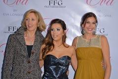 Teri Hatcher Eva Longoria, Eva Longoria Parker, Eva Longoria-Parker, Felicity Huffman arkivfoto