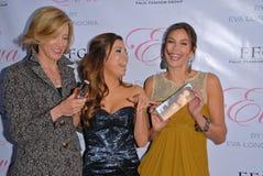 Teri Hatcher, Eva Longoria Parker, Felicity Huffman Stock Images