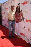 Teri Hatcher,James Denton Royalty Free Stock Photography