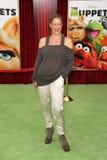 Teri Polo muppetsna arkivbilder