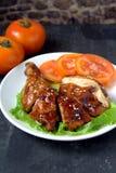 teriyaki цыпленка Стоковые Фотографии RF