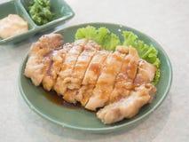 鸡teriyaki 库存照片