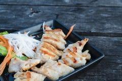 Teriyaki chicken Stock Image