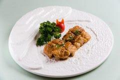 Teriyaki chicken Royalty Free Stock Photos