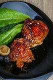 Teriyaki chicken Royalty Free Stock Photography