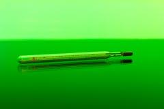 termómetro Imagen de archivo