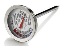 Termômetro Fotografia de Stock