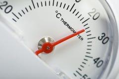 Termômetro Célsio Imagens de Stock