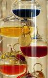 Termômetro de Bernulli fotos de stock