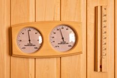 temperatur i sauna