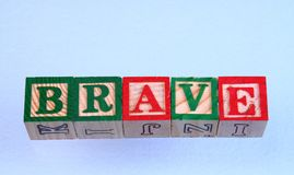 The term brave Stock Photography