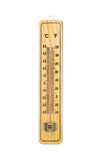 Termômetro 45 graus Dia muito quente Fotos de Stock