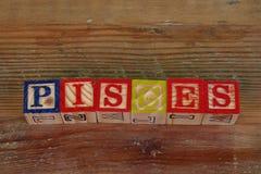 The term Pisces Stock Photos