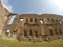 Termas de Caracalla,罗马 库存照片