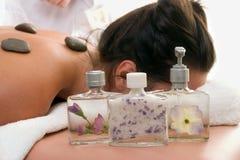 Termas do dia dos produtos do aroma Fotos de Stock