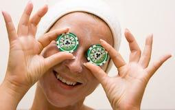 Termas do póquer Imagem de Stock Royalty Free