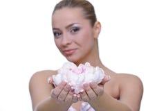 Termas e beleza Imagem de Stock Royalty Free