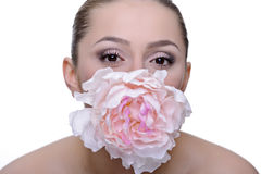 Termas e beleza Imagens de Stock