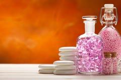 Termas e tratamento do wellness Foto de Stock