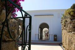 Termas Kalithea Rhodos Grécia Fotografia de Stock Royalty Free