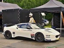 Termas - raça de Francorchamps Bélgica GT4 Fotos de Stock