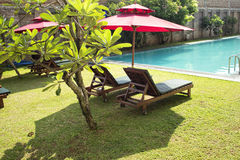 Termas & relaxamento Foto de Stock