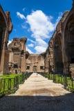 Terme av carallaen (Roma) Arkivbild