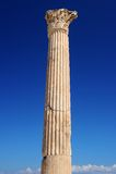 Terme di Antonin a Cartagine Fotografie Stock