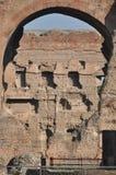 Terme di Caracalla. Caracalla's baths - Rome (Italy Royalty Free Stock Images