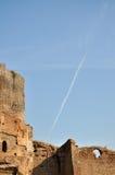 Terme di Caracalla. Caracalla's baths - Rome (Italy Stock Images