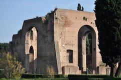 Terme di Caracalla. Caracalla's baths - Rome (Italy Royalty Free Stock Photography