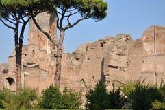 Terme di Caracalla Stock Photos