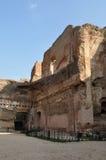 Terme di Caracalla. Caracalla's baths - Rome (Italy Royalty Free Stock Image