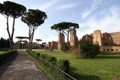 Terme di Caracalla, Rome Stock Photography