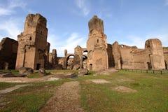 Terme di Caracalla in Rome, Italy Royalty Free Stock Photos