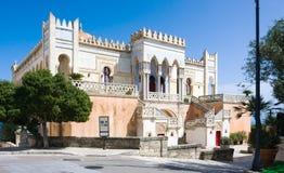 TERME-DI SANTA CESAREA, Apulia, Italien Royaltyfri Fotografi