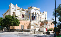 TERME DI SANTA CESAREA, Apulia, Italy Royalty Free Stock Photography