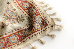 Qalamkar. Iranian traditional textile Stock Images