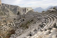 Termessos Royalty Free Stock Image