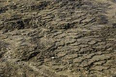 Termiczna Rockowa tekstura Obrazy Stock