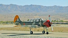 Termiczny pokaz lotniczy: Czerwona Eagle eskadra fotografia stock